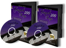 Learn to Play Black Gospel Praise Songs and Shouting Beats On The