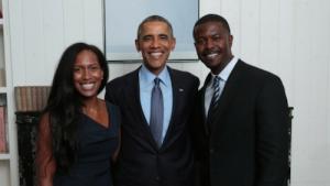 jermaine griggs president obama sarah griggs