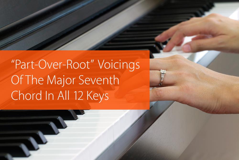 major seventh chord