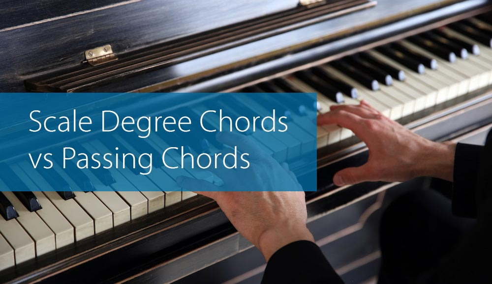 scale degree chords