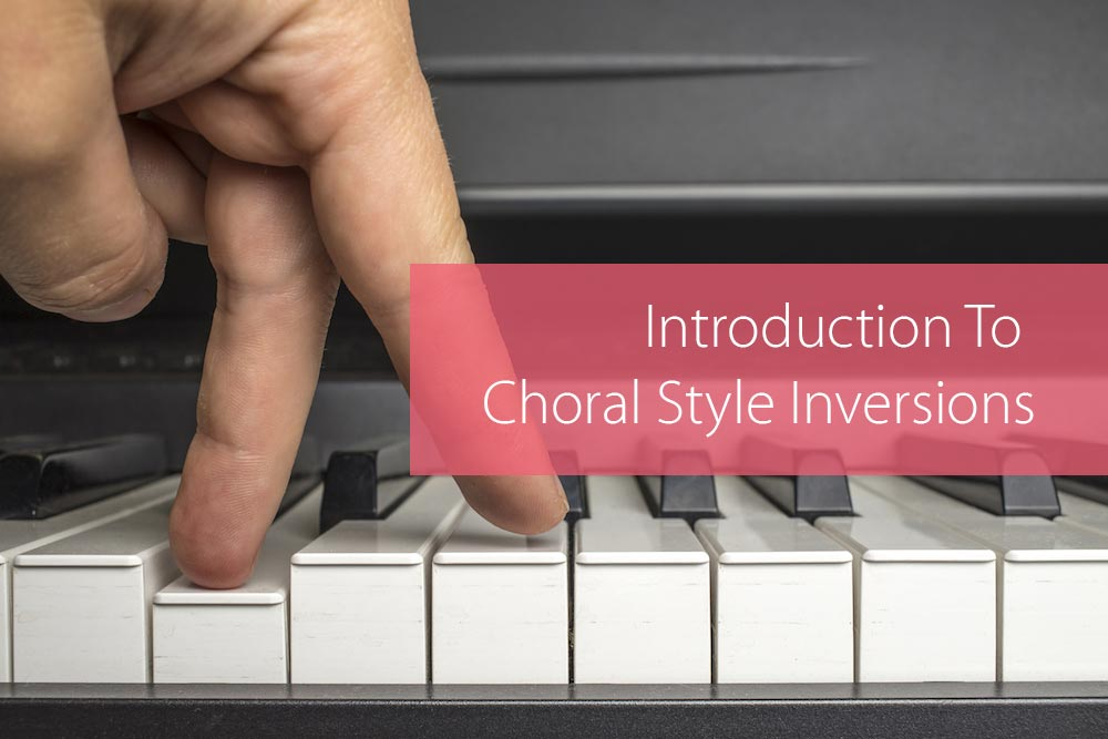 Figured Bass 101 Introduction To Choral Style Inversions Hear And