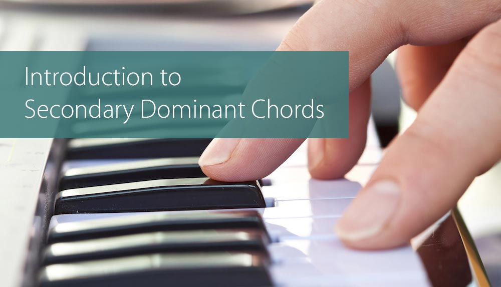 secondary dominant chords