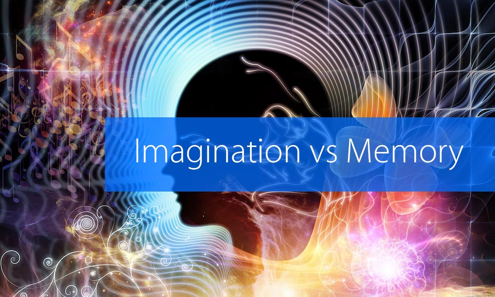 Imagination vs Memory