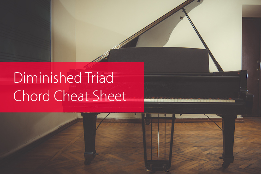 diminished triad