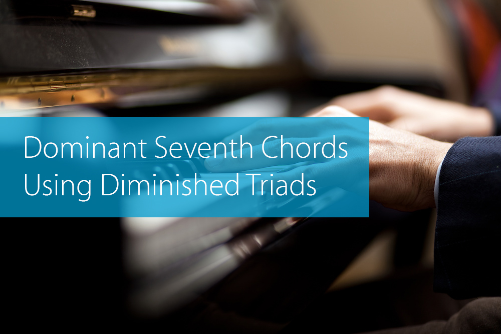 dominant seventh chords