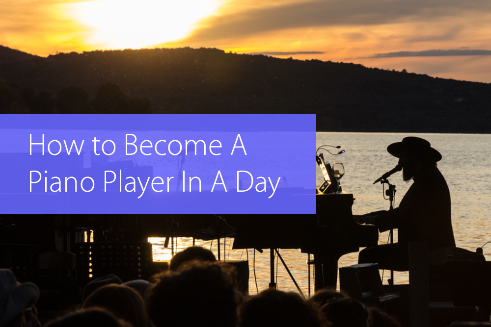 4-Chord Songs: How to Become A Piano Player In A Day - Hear and Play ...