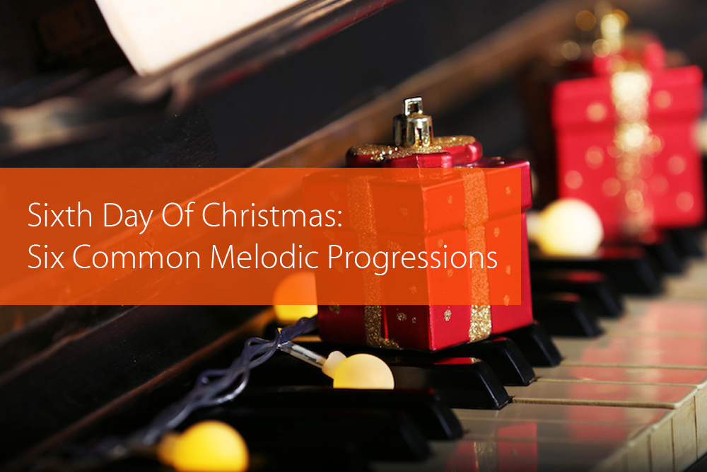 melodic progressions