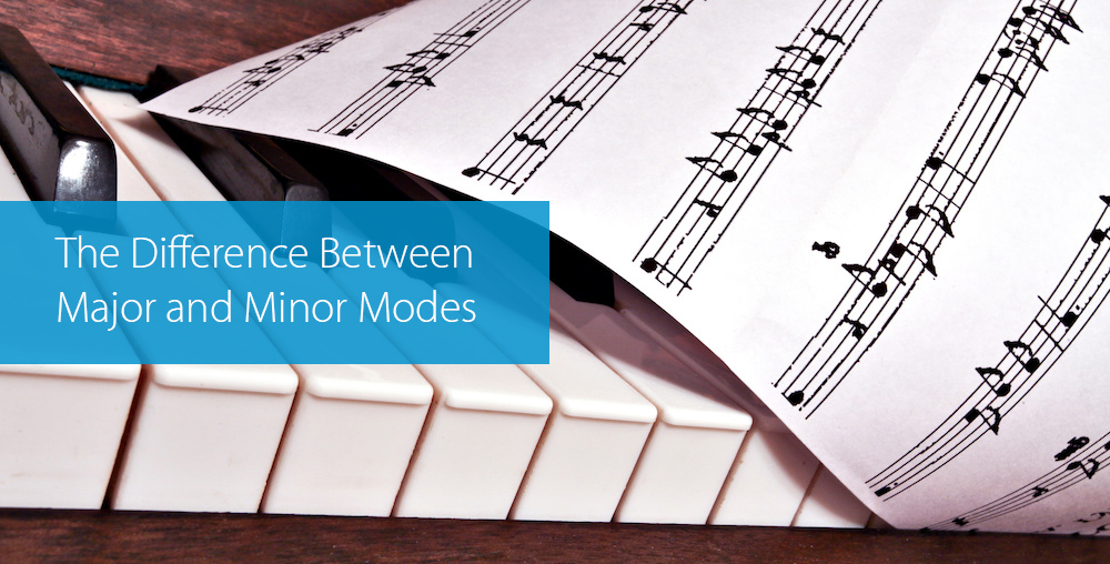 Thumbnail image for The Difference Between Major and Minor Modes