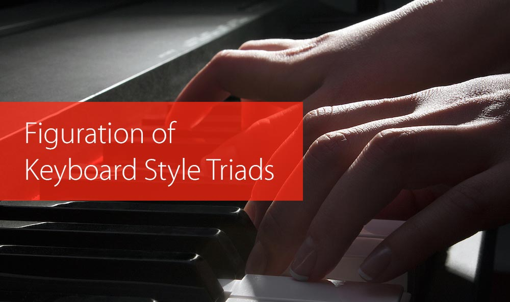Thumbnail image for Figured Bass 102: Figuration of Keyboard Style Triads