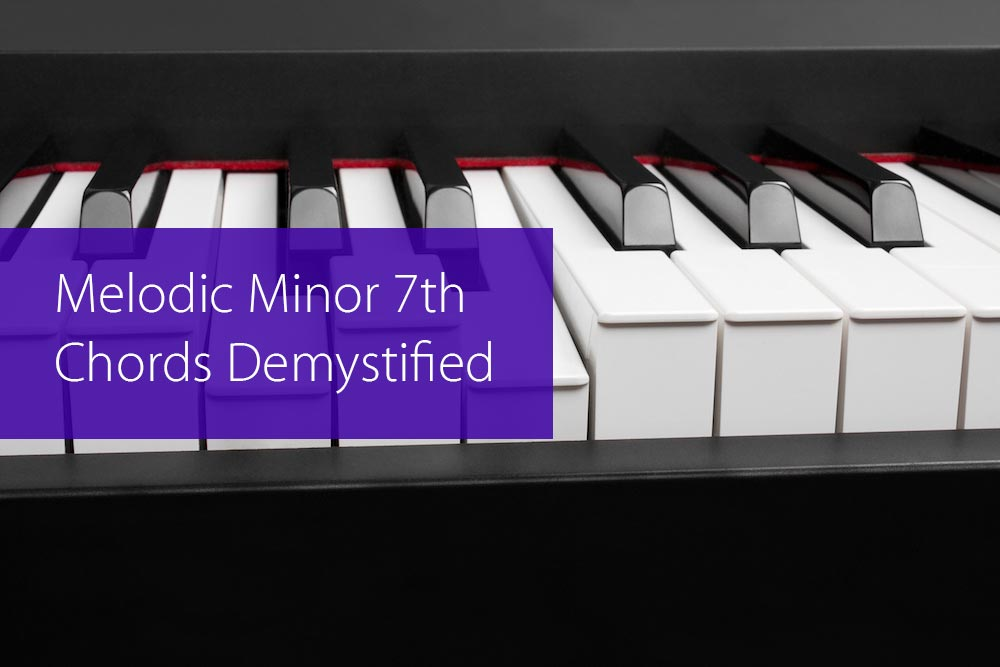 Melodic Minor 7th Chords thumbnails