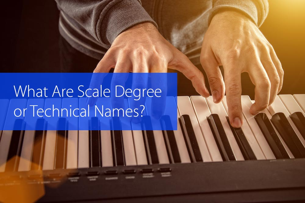 Thumbnail image for What Are Scale Degree or Technical Names?