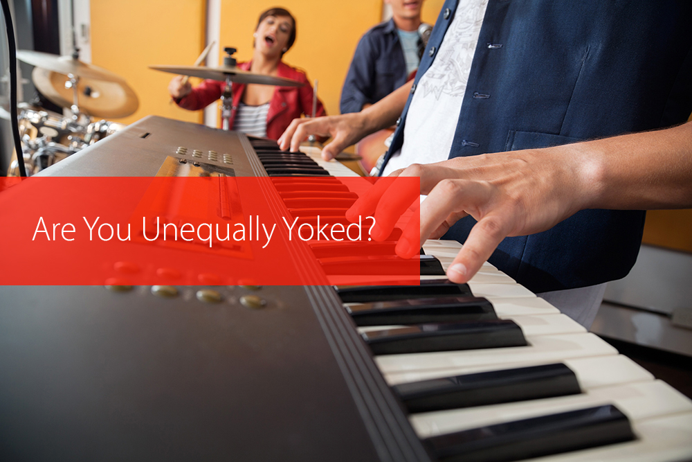Thumbnail image for Dear Musician, Are You Unequally Yoked?