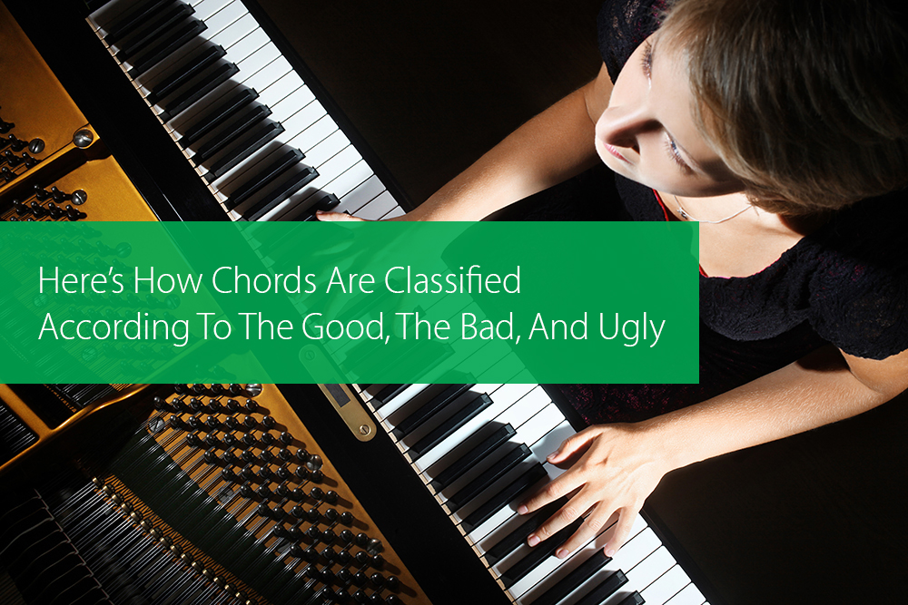 Thumbnail image for Here's How Chords Are Classified According To The Good, The Bad, And Ugly
