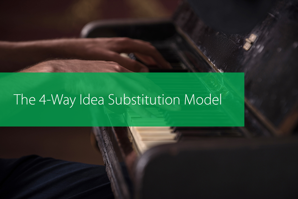 Thumbnail image for The 4-Way Idea Substitution Model