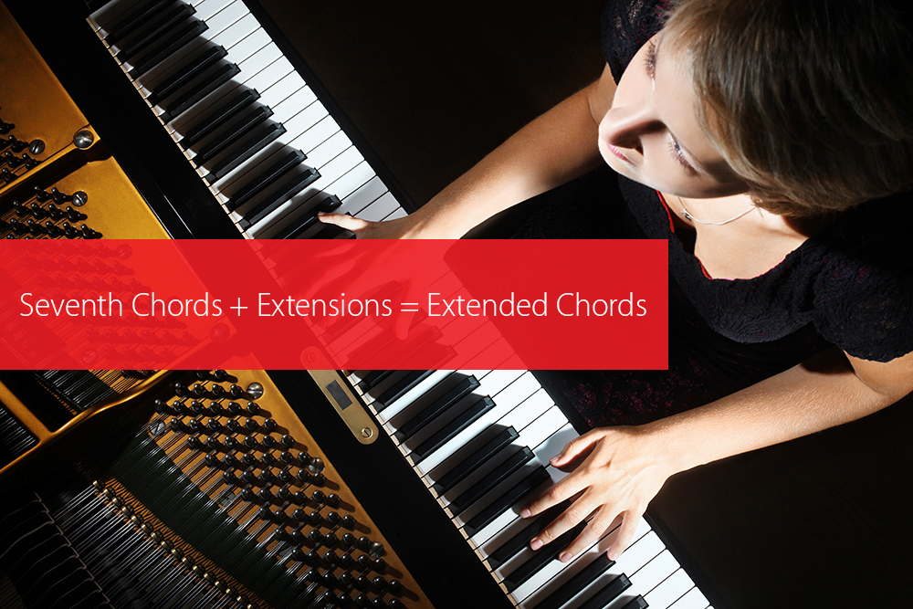 Thumbnail image for Seventh Chords + Extensions = Extended Chords