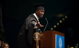 Jermaine Griggs - UCI Graduation Keynote Speaker
