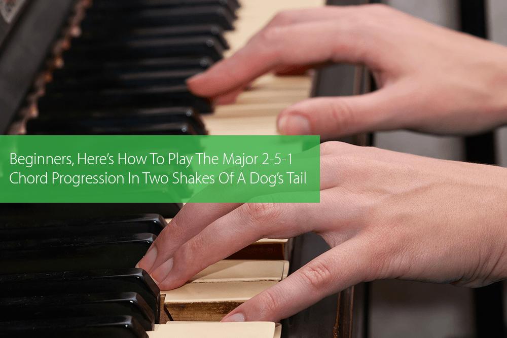 Thumbnail image for Mastering The 12 Major Chords On The Keyboard Has Never Been This Easy For Beginners